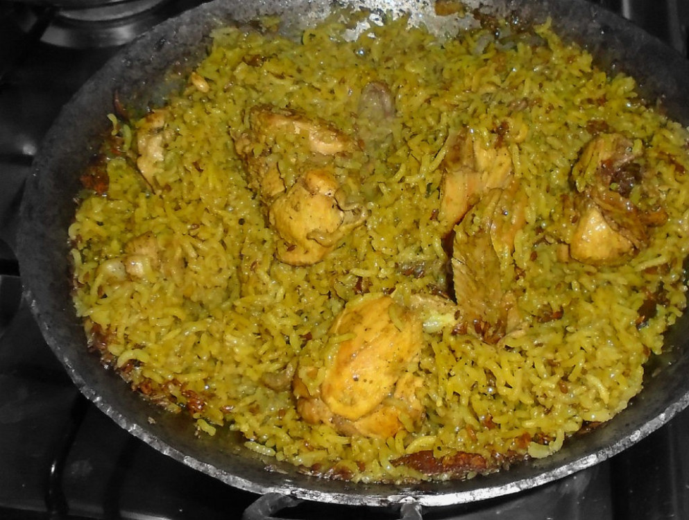 How To Cook Kenyan Chicken Pilau - Talking To Nelly