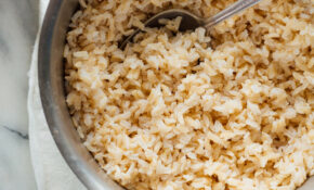 How To Cook Perfect Brown Rice – Food Recipes With Rice