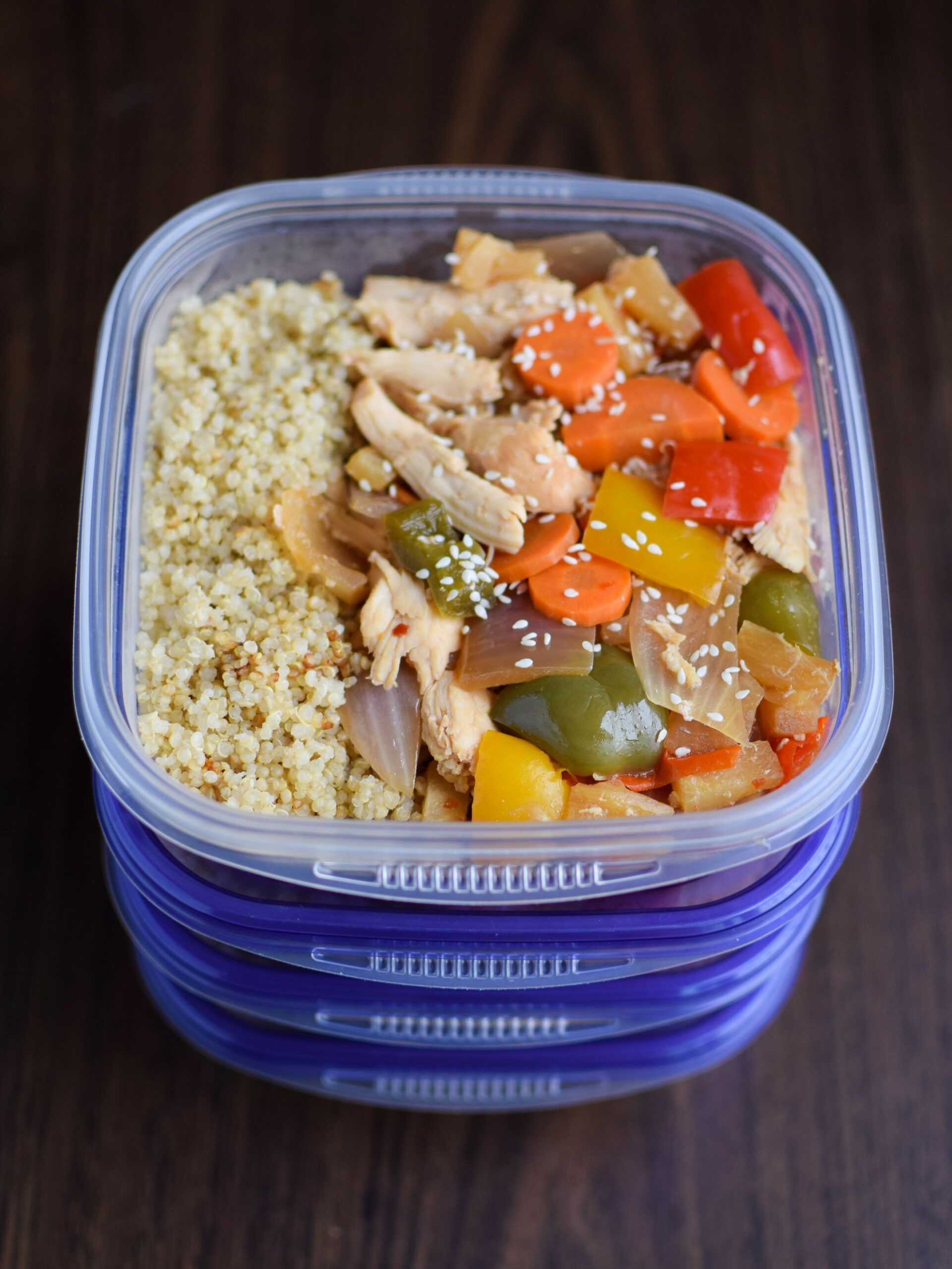 How to Cook Quinoa in the Rice Cooker - Project Meal Plan - rice cooker recipes chicken