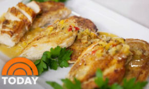 How To Cook The Perfect Chicken Breast: Crispy Outside, Juicy Inside | TODAY – Jamie Oliver Recipes Chicken Breast