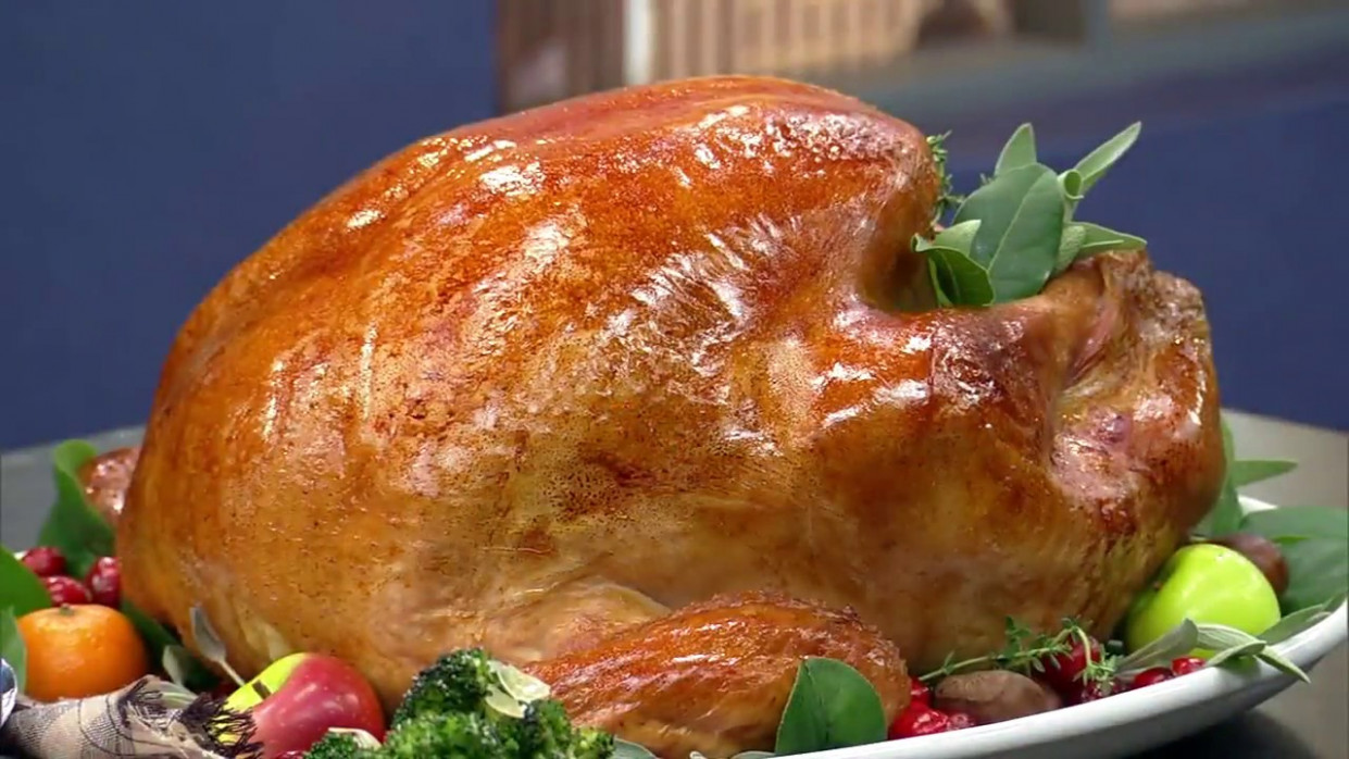 How To Cook Turkey: Recipes From Butterball - YouTube - Turkish Food Recipes Youtube