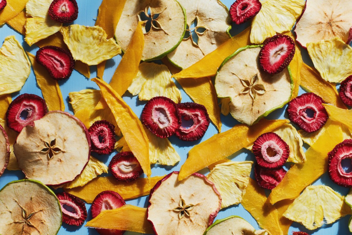 How To Dehydrate Fruit With A Dehydrator | Epicurious - Dehydrated Food Recipes