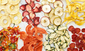 How to Dehydrate Fruits and Vegetables for a Healthy Snack ...