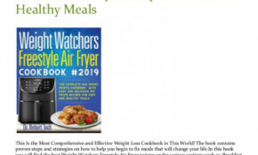 How To Gain Weight Watchers Freestyle Air Fryer Cookbook ..