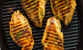 How To Grill Chicken On Stove Top (Easy Grill Pan Method ..