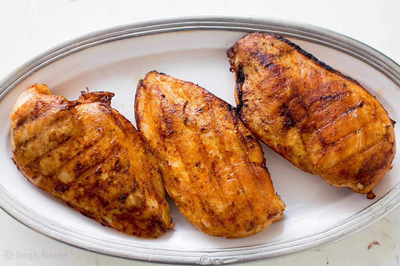 How to Grill Juicy Boneless Skinless Chicken Breasts - chicken recipes juicy