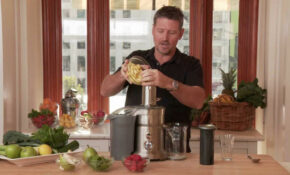 How To Juice At Home Using The Breville Juice Extractor ..
