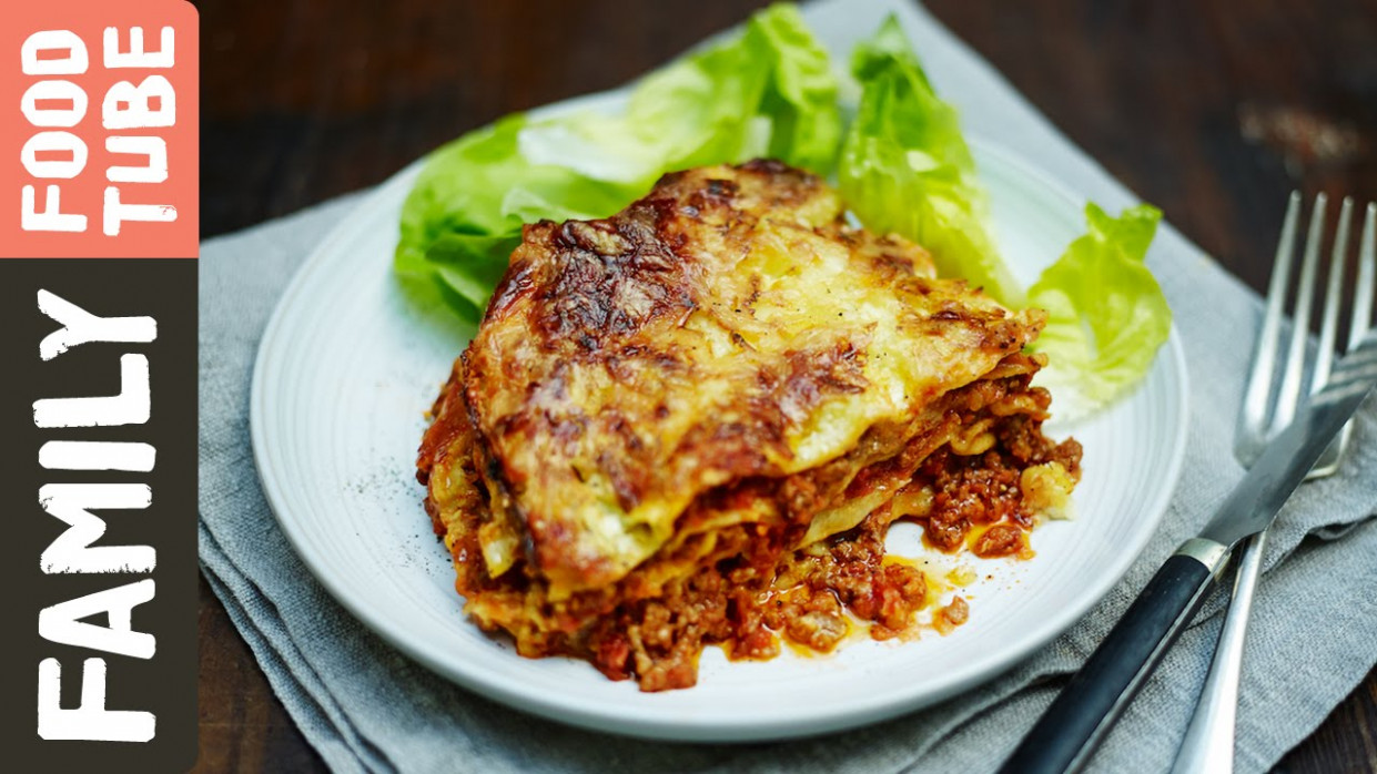 How To Layer The Perfect Lasagne | Features | Jamie Oliver - Healthy Recipes Jamie Oliver