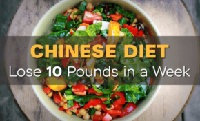 How To Lose 10 Pounds In A Week: Chinese Diet • – Healthy Recipes Lose Weight