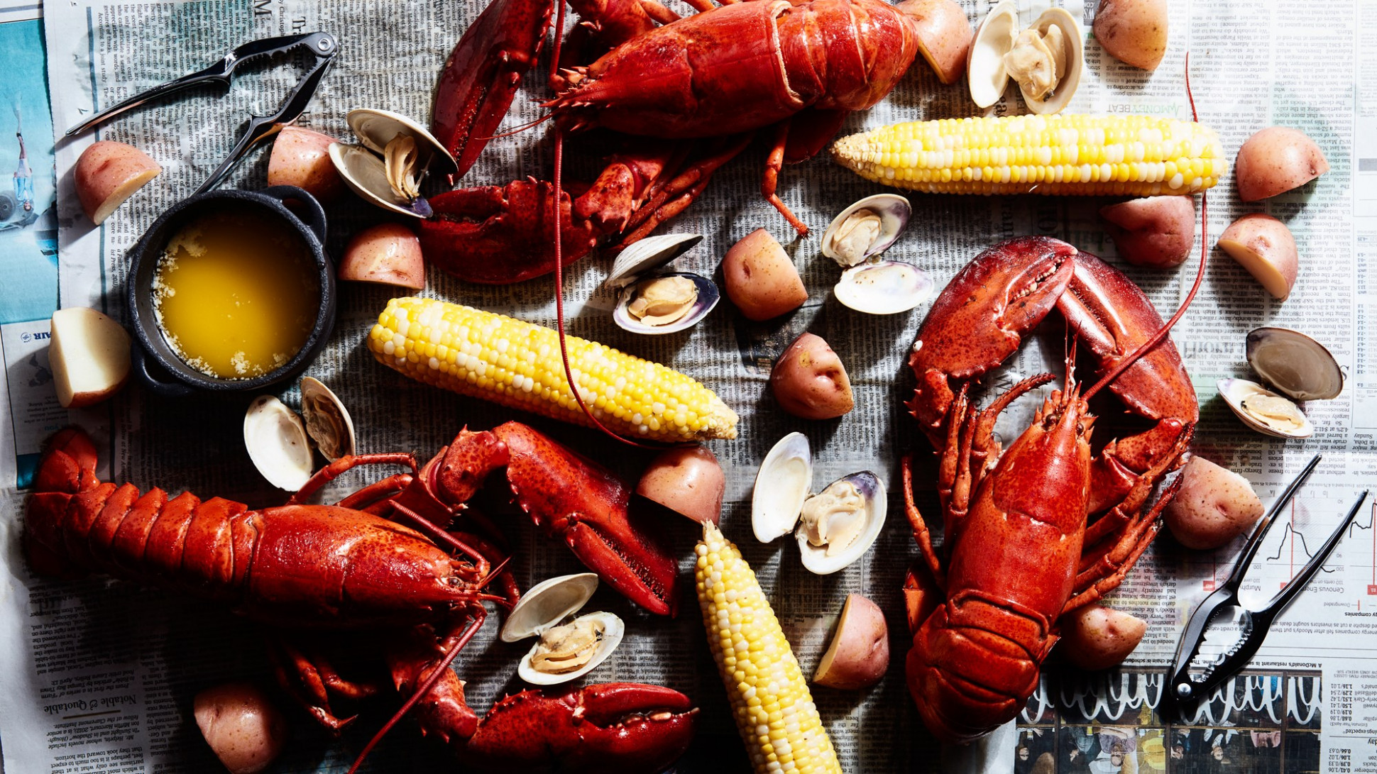 How To Make A Seafood Boil Without A Recipe | Epicurious - Recipes New England Boiled Dinner