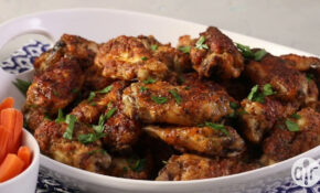 How To Make Awesome Crispy Baked Chicken Wings | Dinner ..
