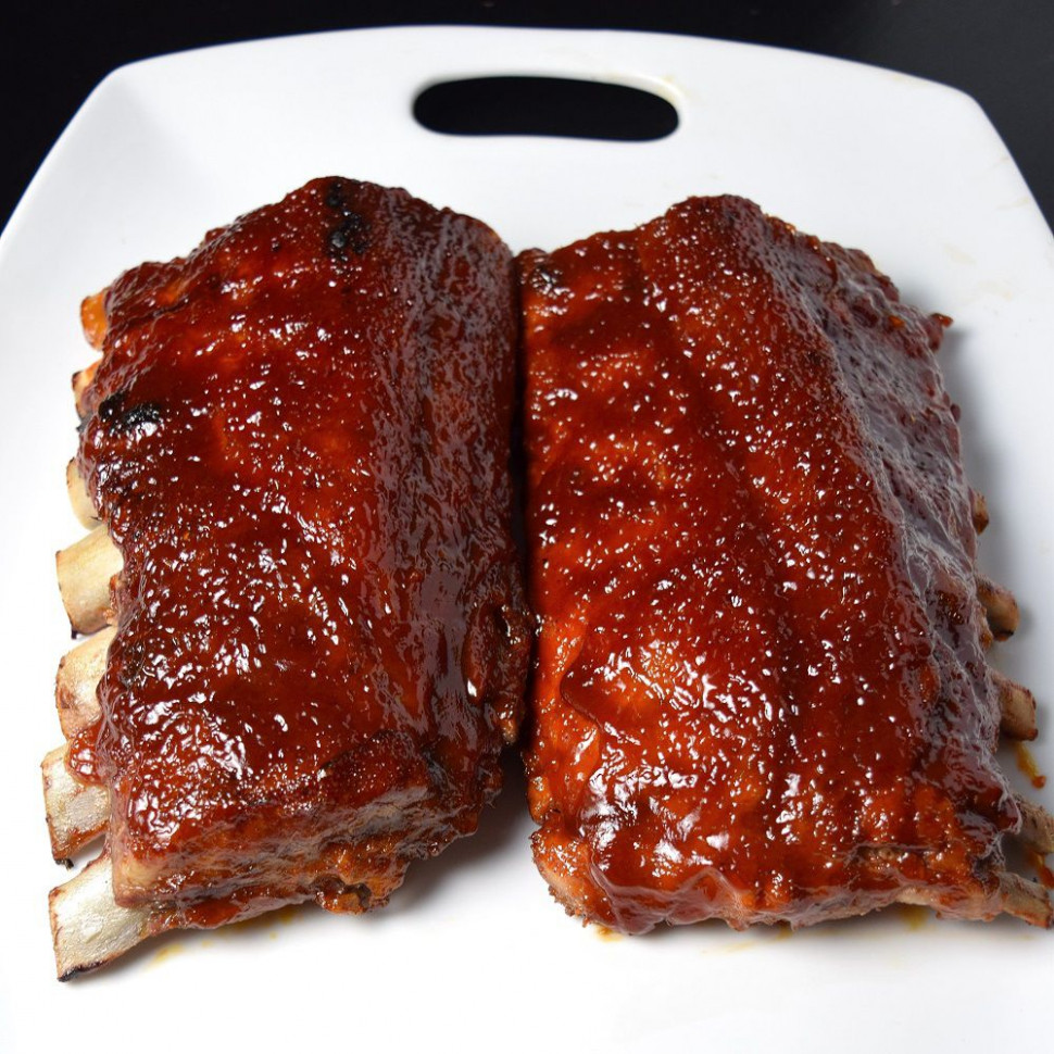 How to Make BBQ Ribs in the Oven | Recipe | Meat, Chicken ..