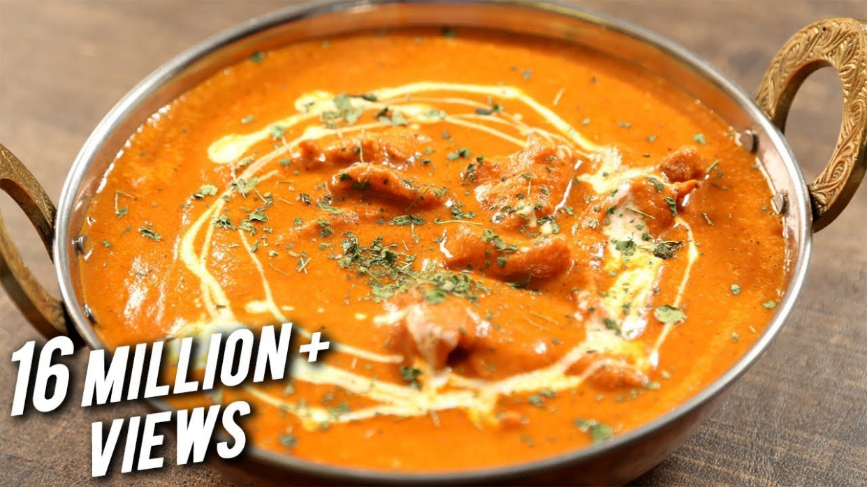 How To Make Butter Chicken At Home | Restaurant Style ..
