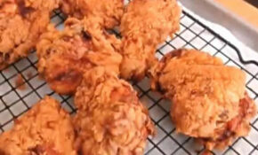 How To Make Buttermilk Fried Chicken – Recipes Deep Fried Chicken