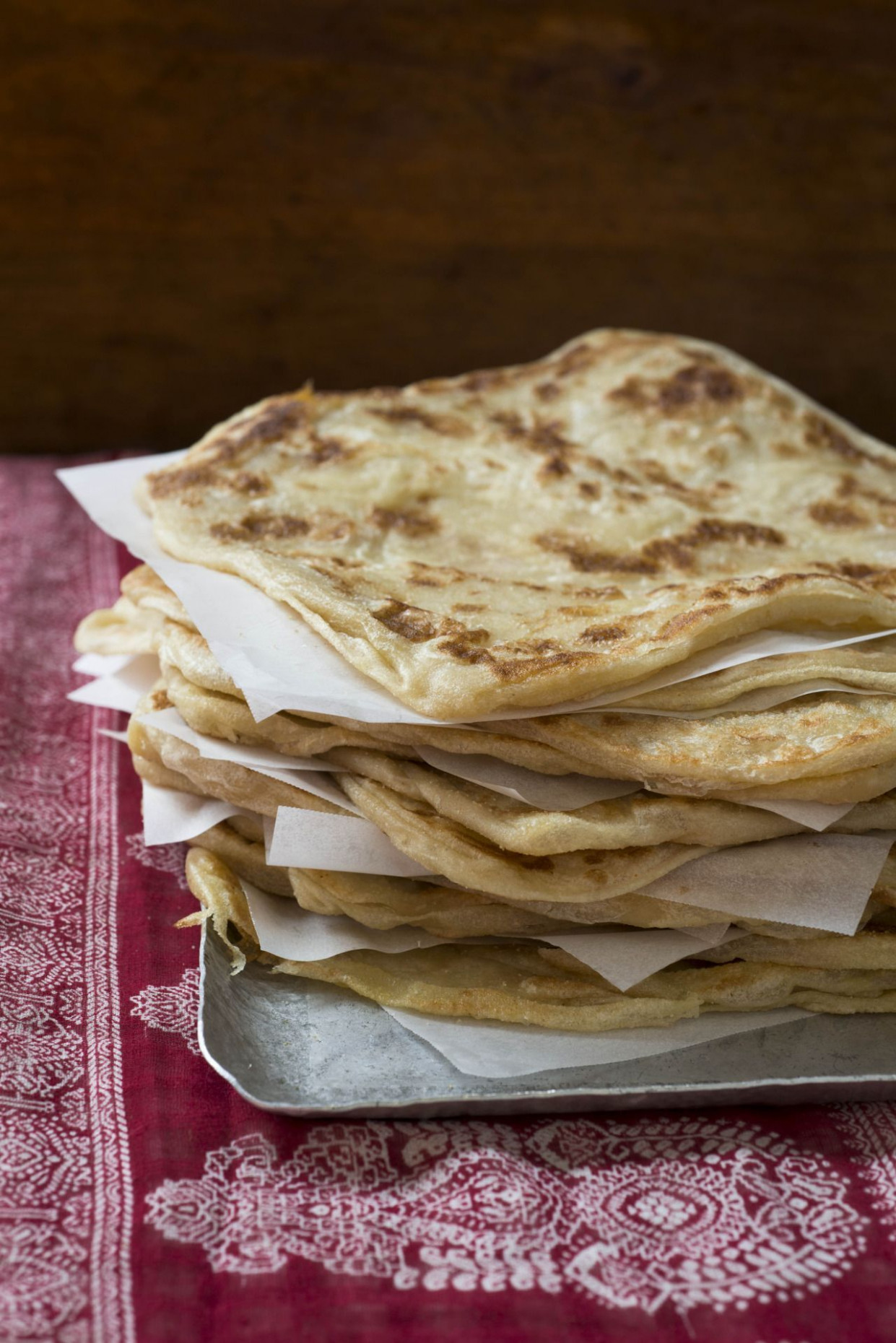 How to Make Buttery, Flaky Moroccan Bread M'smen | YUM ..