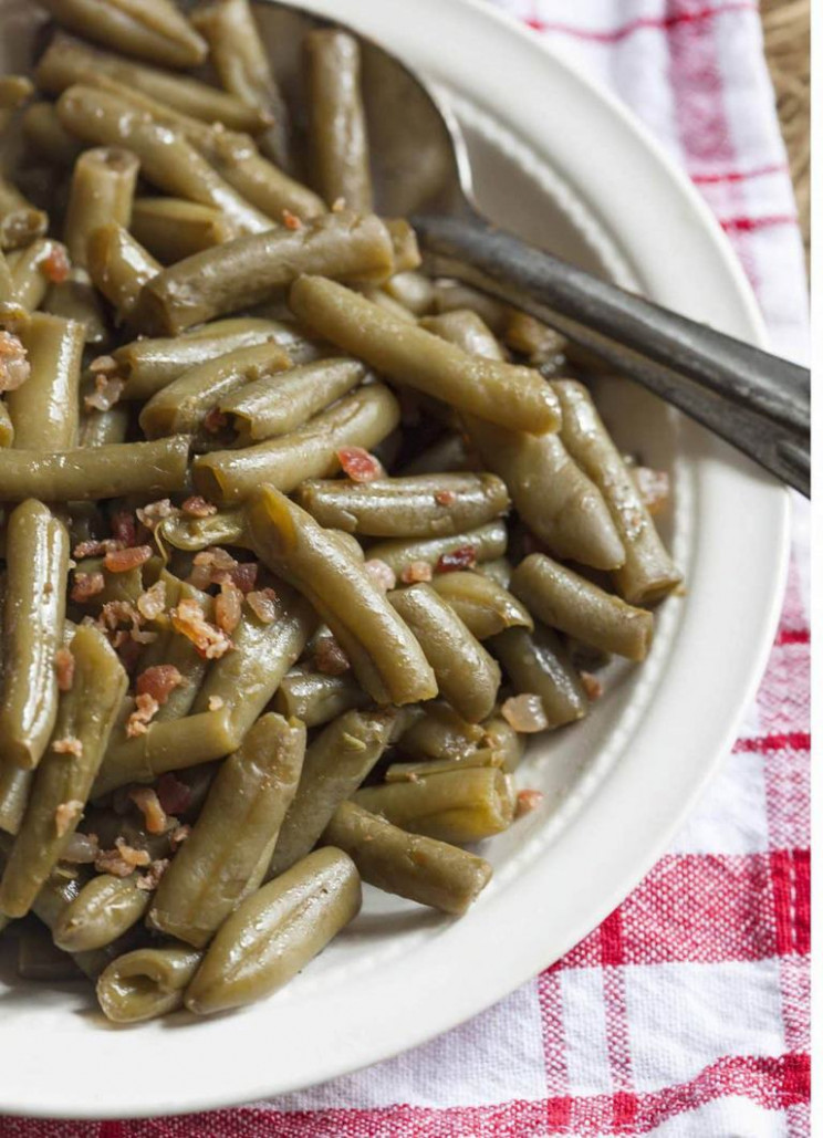 How To Make Canned Green Beans Taste Better - Recipes With Canned Food