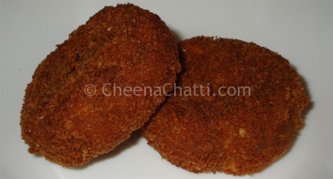 How to make Chicken Cutlets? Chicken Cutlet Kerala recipe - chicken recipes malayalam
