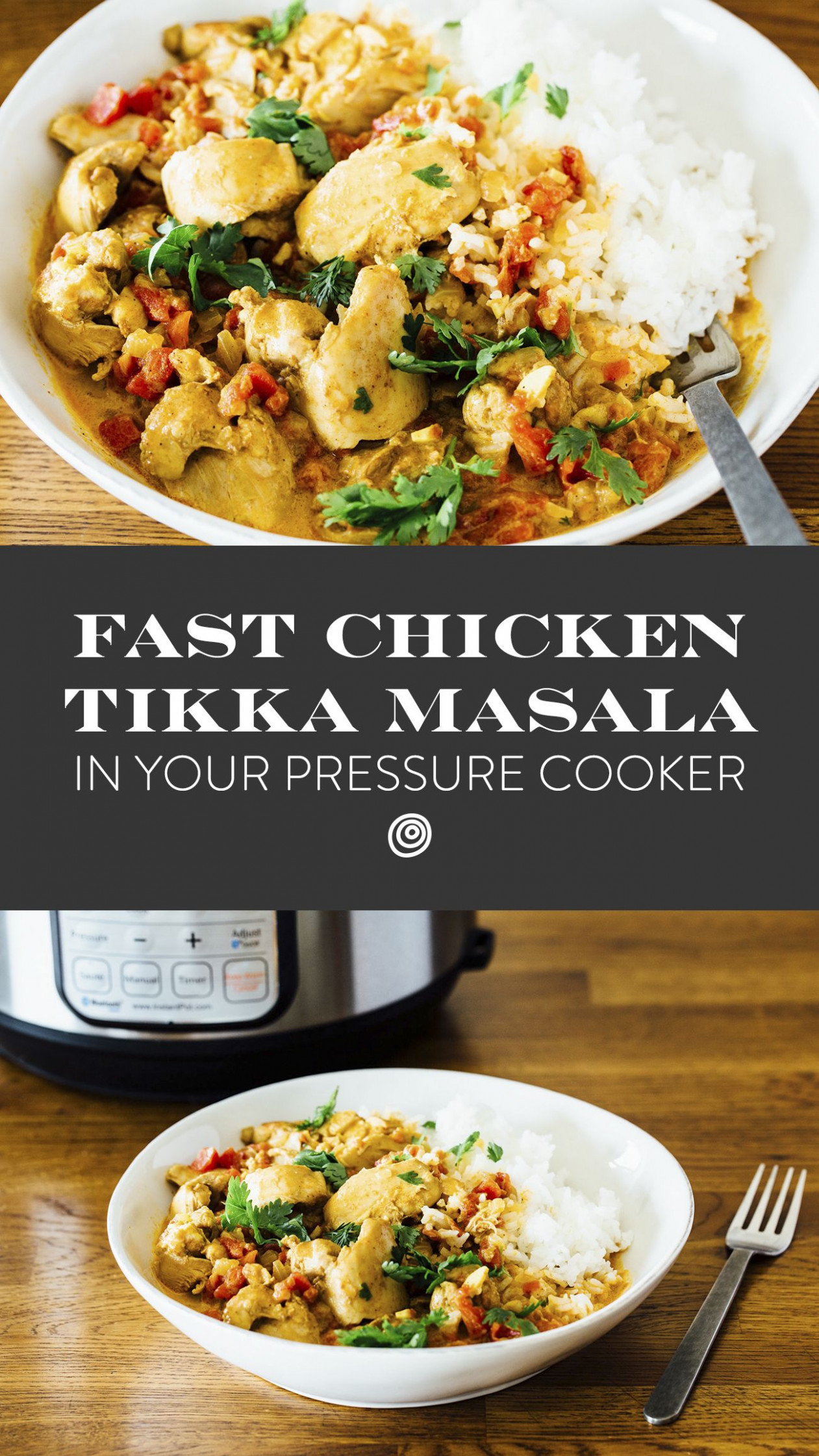 How To Make Chicken Tikka Masala in the Electric Pressure ..