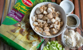 How To Make Classic Chicken Salad – Chef Dennis – Recipes Diced Chicken Breast
