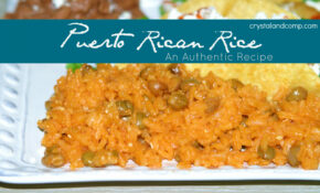 How To Make Gandules Rice (Puerto Rican Rice) – Recipes Puerto Rican Food