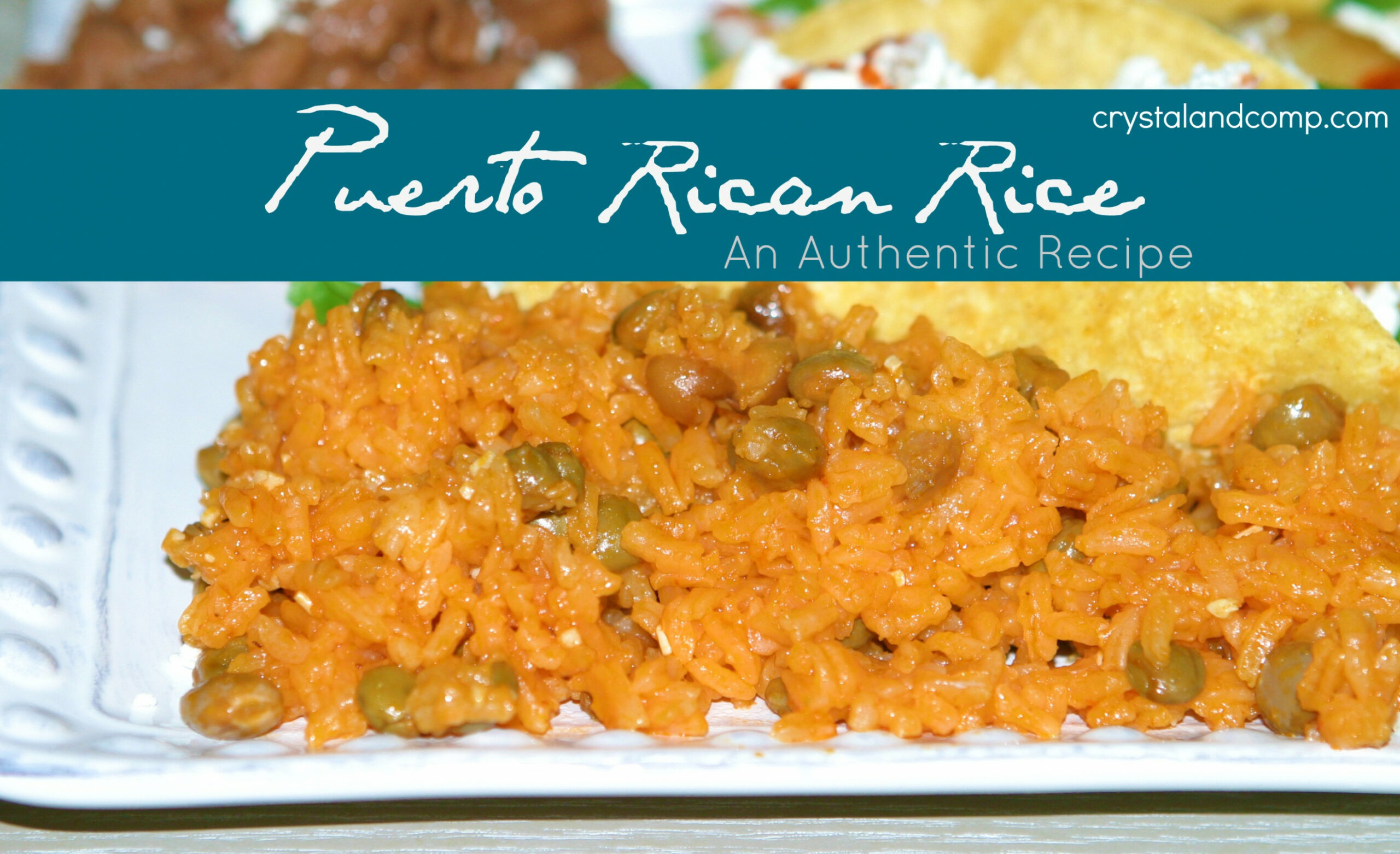 How to Make Gandules Rice (Puerto Rican Rice) - recipes puerto rican food