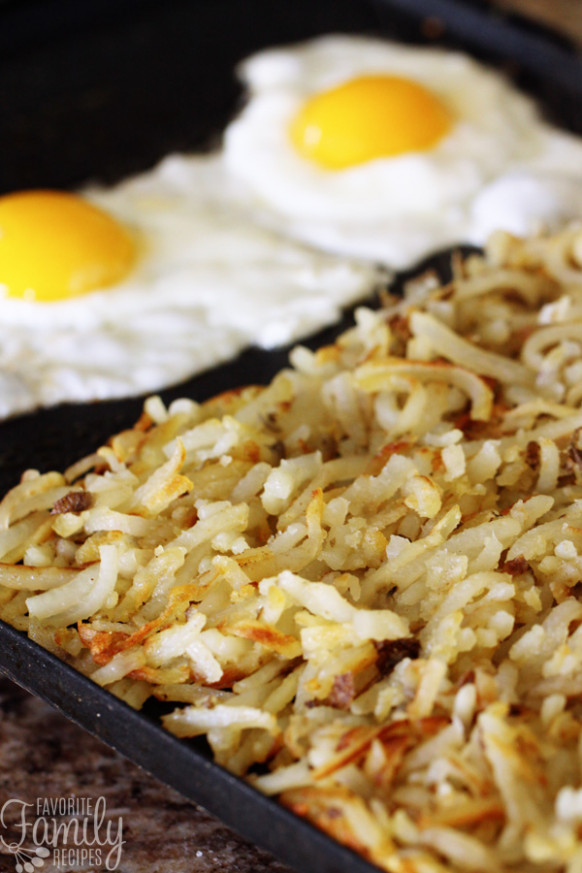 How to Make Hash Browns the RIGHT Way | Favorite Family ..