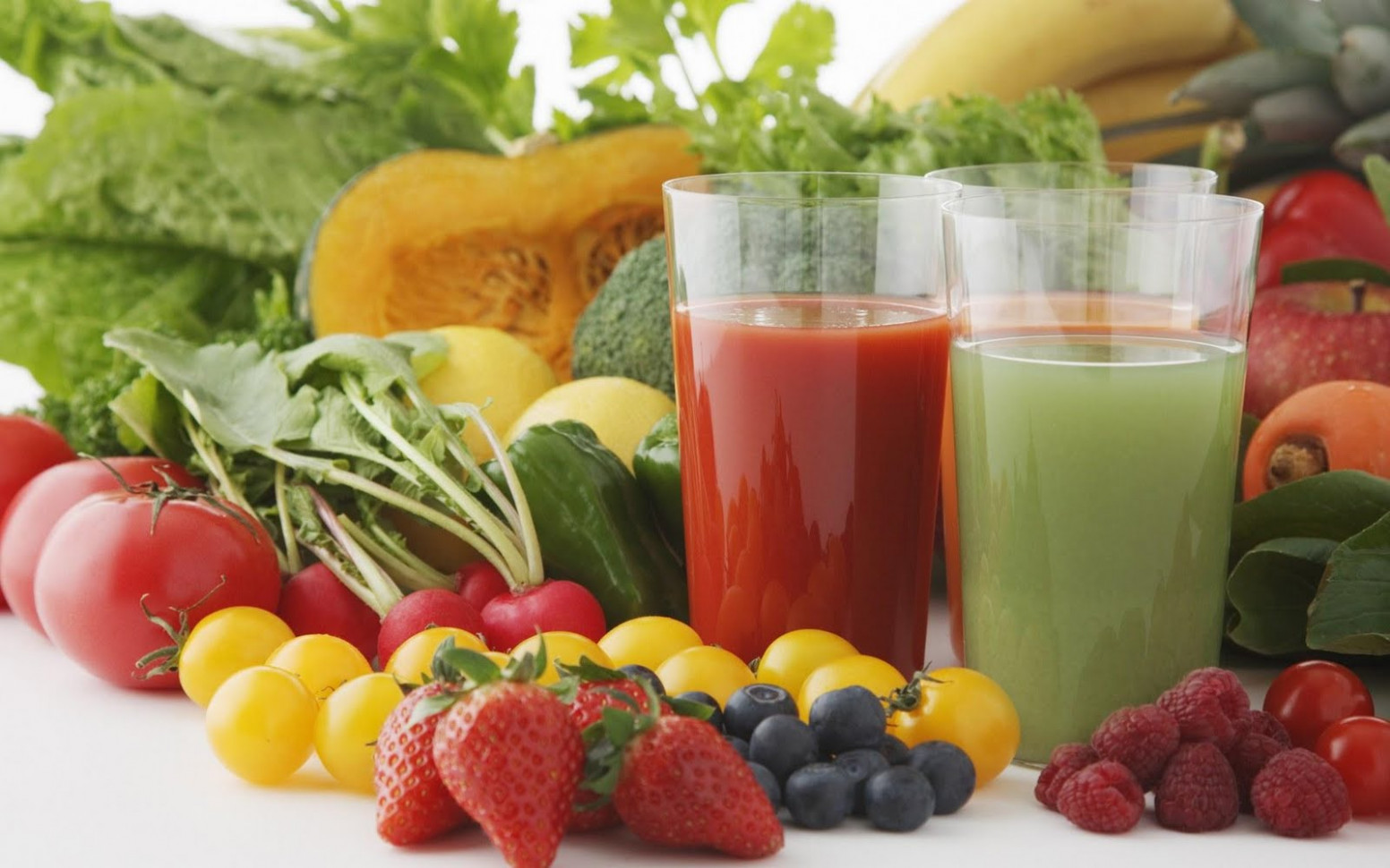 How to Make Healthy Juice - Spinach, Cantaloupe & Other Juice - healthy juicer recipes
