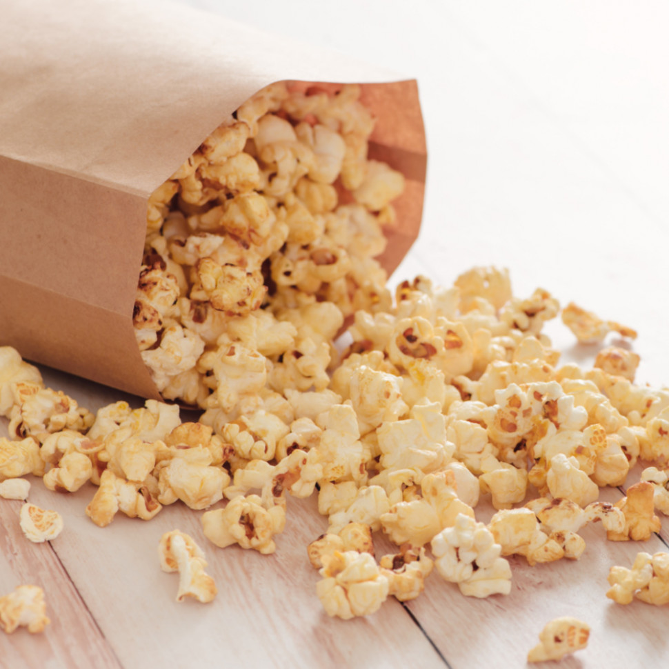 How to Make Healthy Microwave Popcorn - healthy recipes microwave