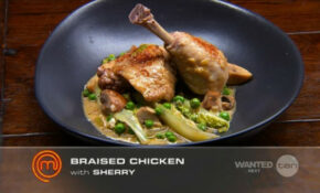 How To Make Heston's Braised Chicken With Sherry & Cream ..