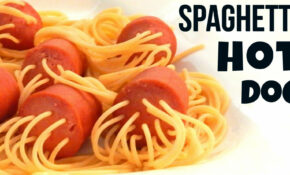 How To Make HOT DOG SPAGHETTI – Best Kids Lunch/Dinner Video ..