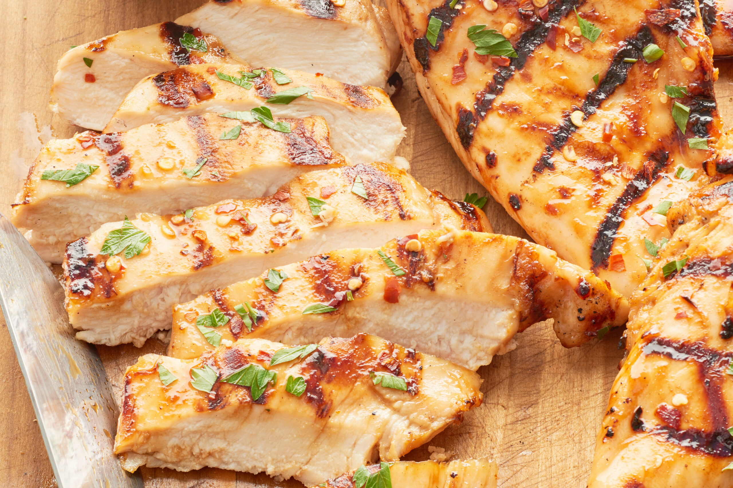 How To Make Juicy, Flavorful Grilled Chicken Breast - chicken recipes chicken breast