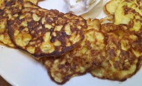 How To Make Ketogenic CABBAGE PANCAKES LCHF Cabbage Recipe ..
