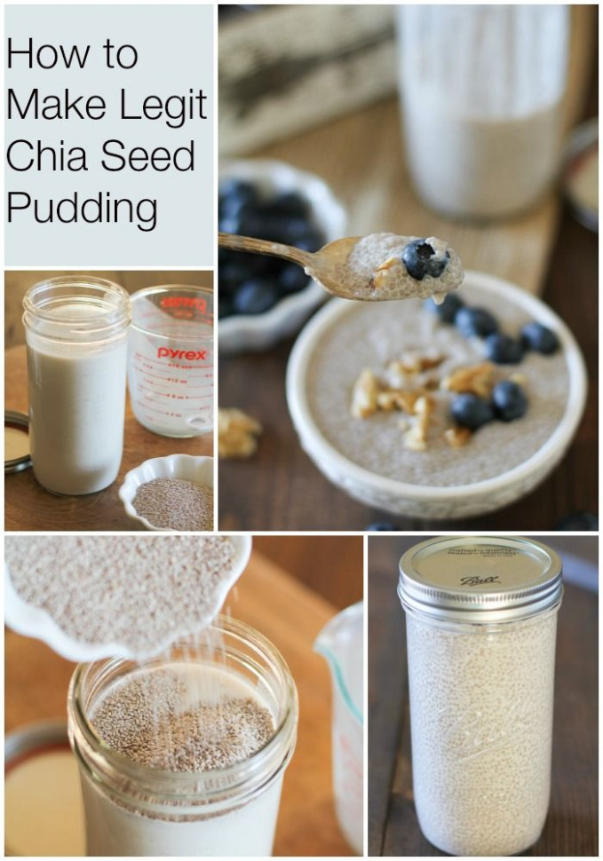 How to Make Legit Chia Seed Pudding in 3 Easy Steps ..
