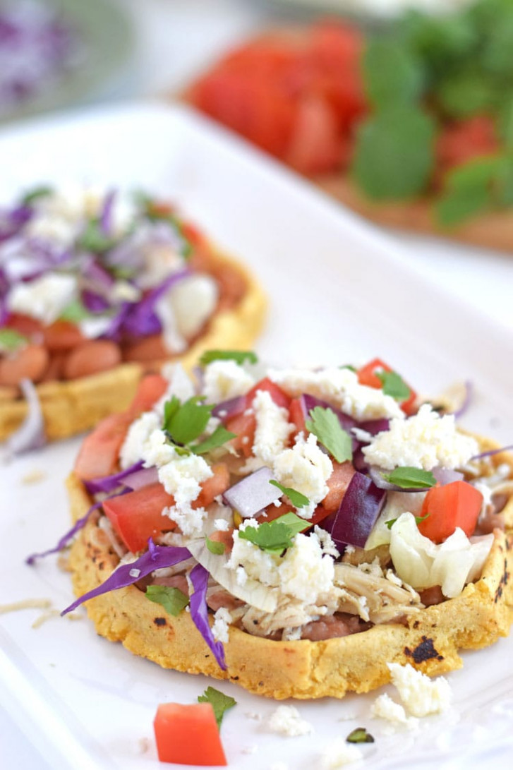 How To Make Mexican Sopes - Isabel Eats Easy Mexican Recipes - Top Authentic Mexican Food Recipes