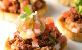 How To Make Mexican Sopes