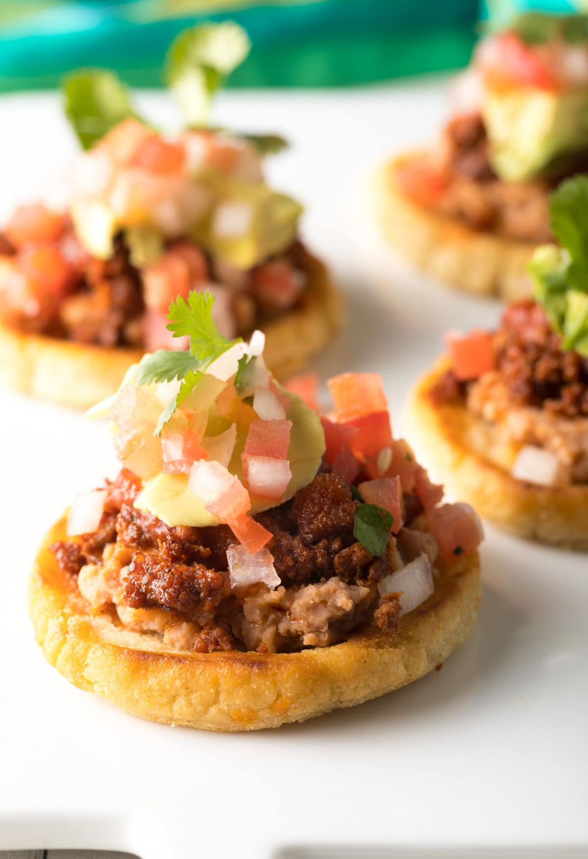 How To Make Mexican Sopes - recipes mexican food traditional