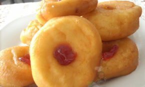 How To Make Nigerian Donuts (Nigerian Doughnuts) Filled ..