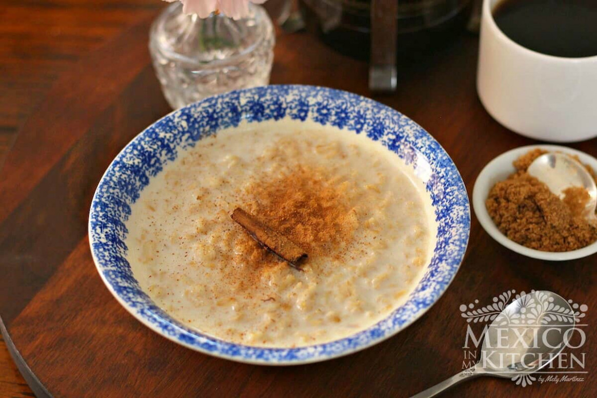 How to make Oatmeal Recipe - recipes mexican food