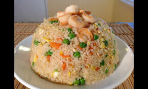 How To Make Shrimp Fried Rice Recipe Asian Comfort Food ..