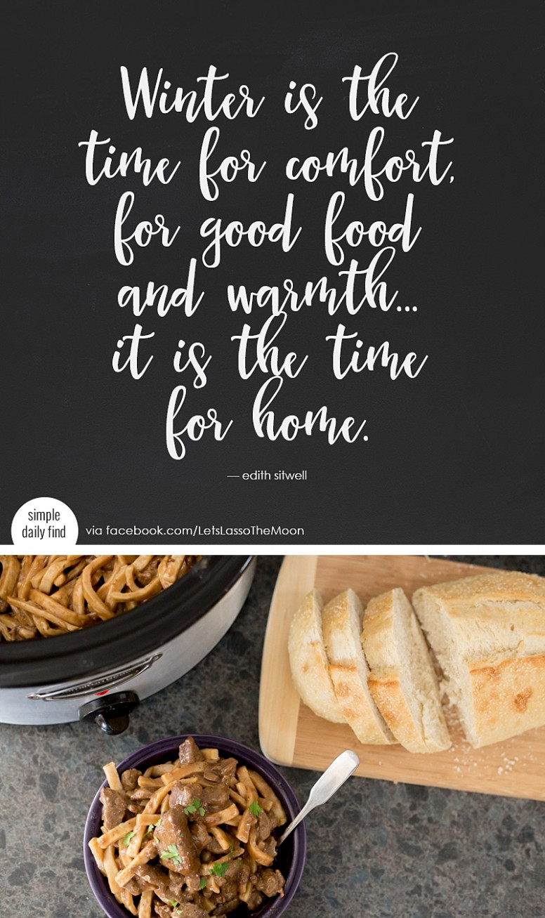 How to Make Slow Cooker Beef Stew - The BEST Recipe Ever! - chicken recipes quotes