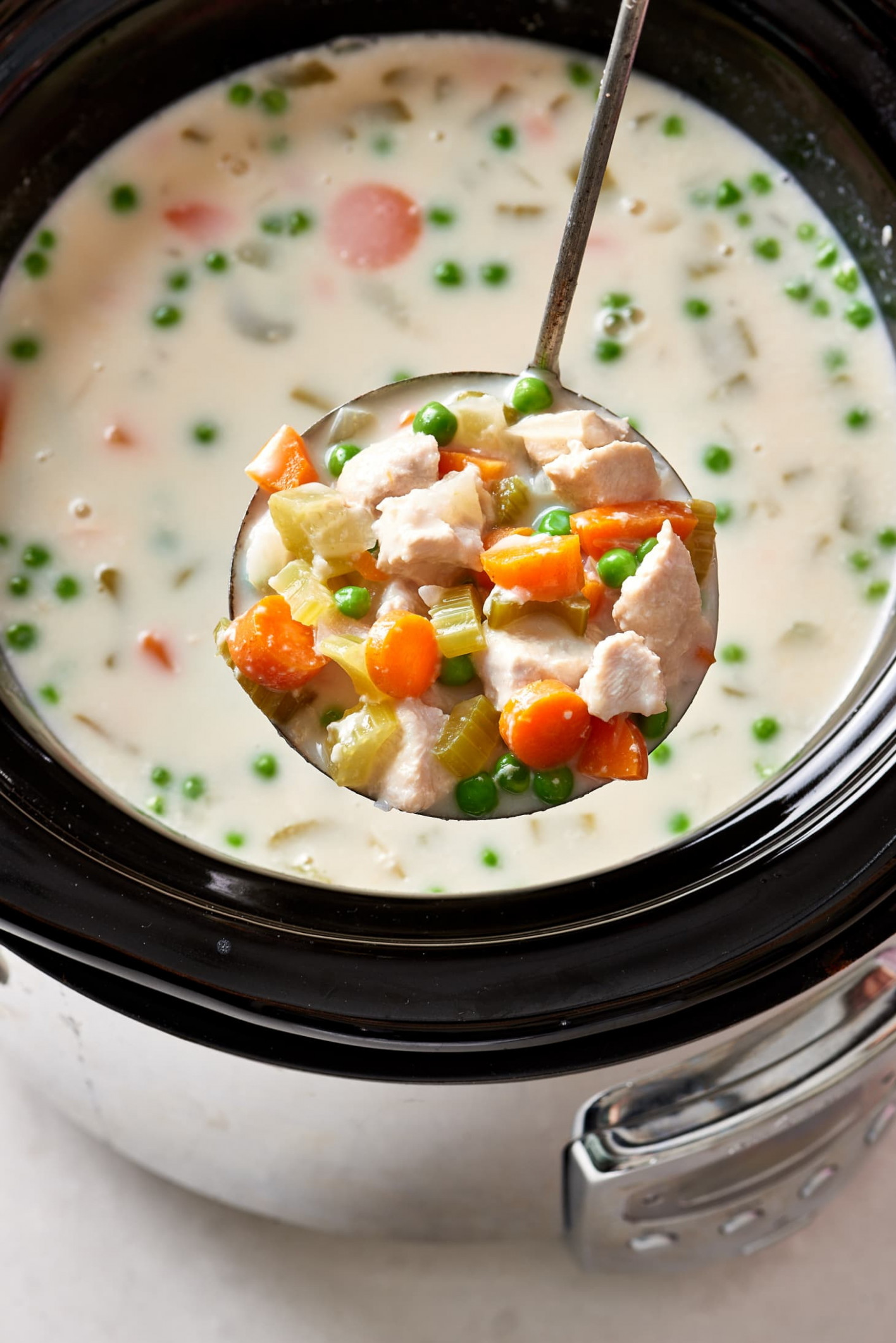 How To Make Slow Cooker Cream of Chicken Soup - recipes that use cream of chicken soup