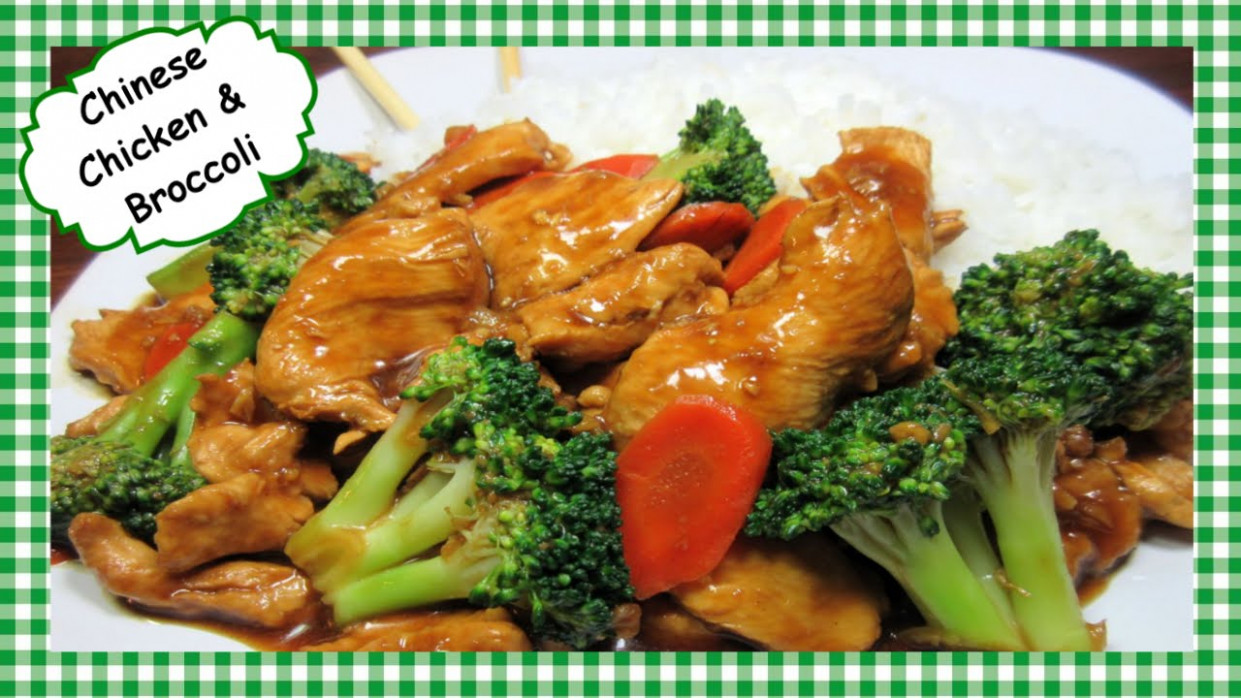 How to Make the Best Chicken and Broccoli Chinese Stir Fry ..