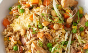 How To Make The Best Chicken Fried Rice Without A Wok – Wok Recipes Chicken