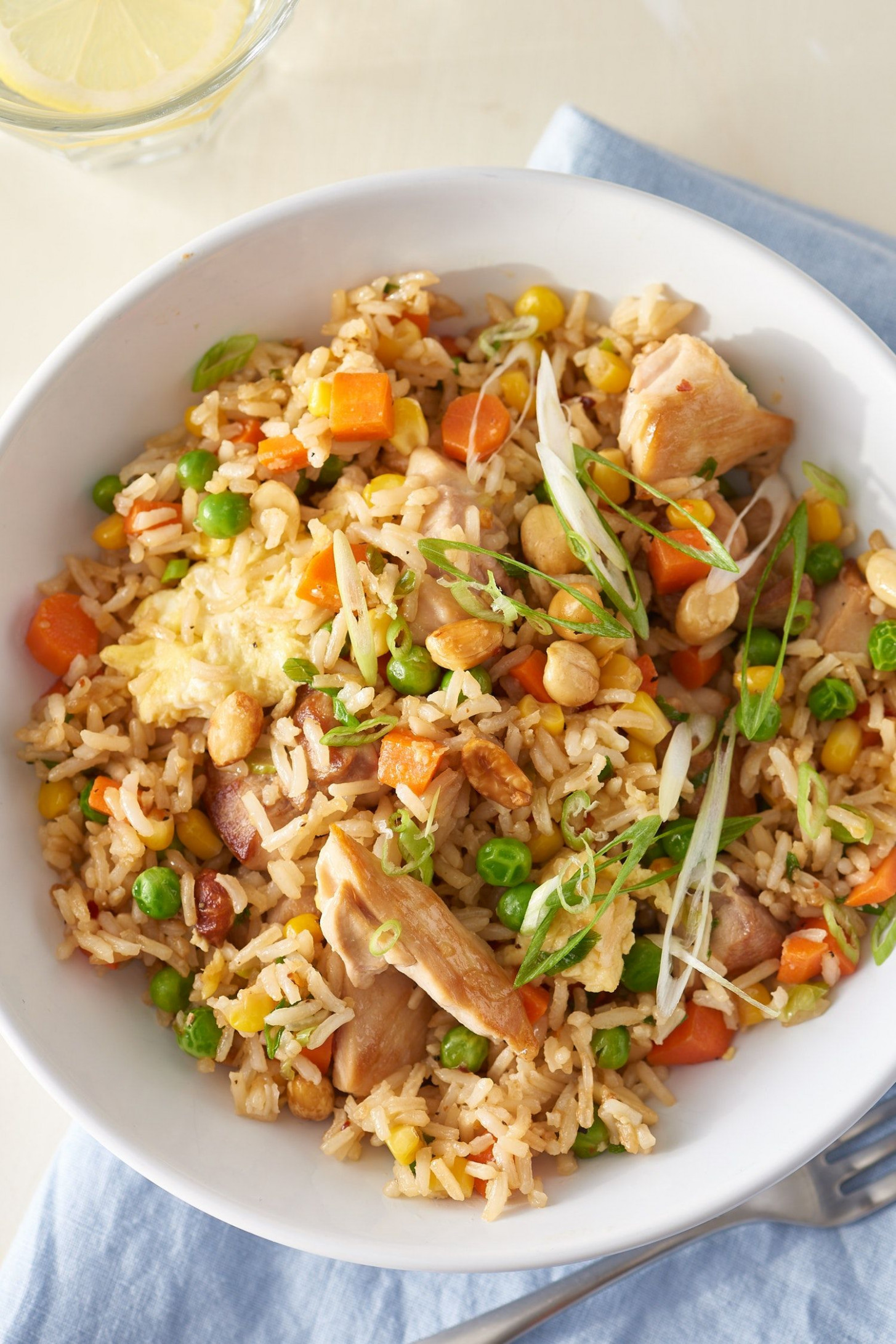 How To Make the Best Chicken Fried Rice Without a Wok - wok recipes chicken