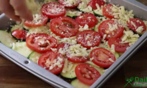 How To Make Tomato Zucchini Casserole – Vegetarian Recipes ..