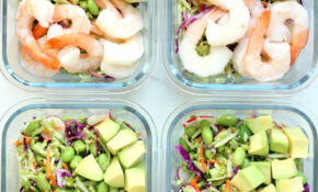 How to Meal Prep a Week of High-Protein Lunches in 11 ...