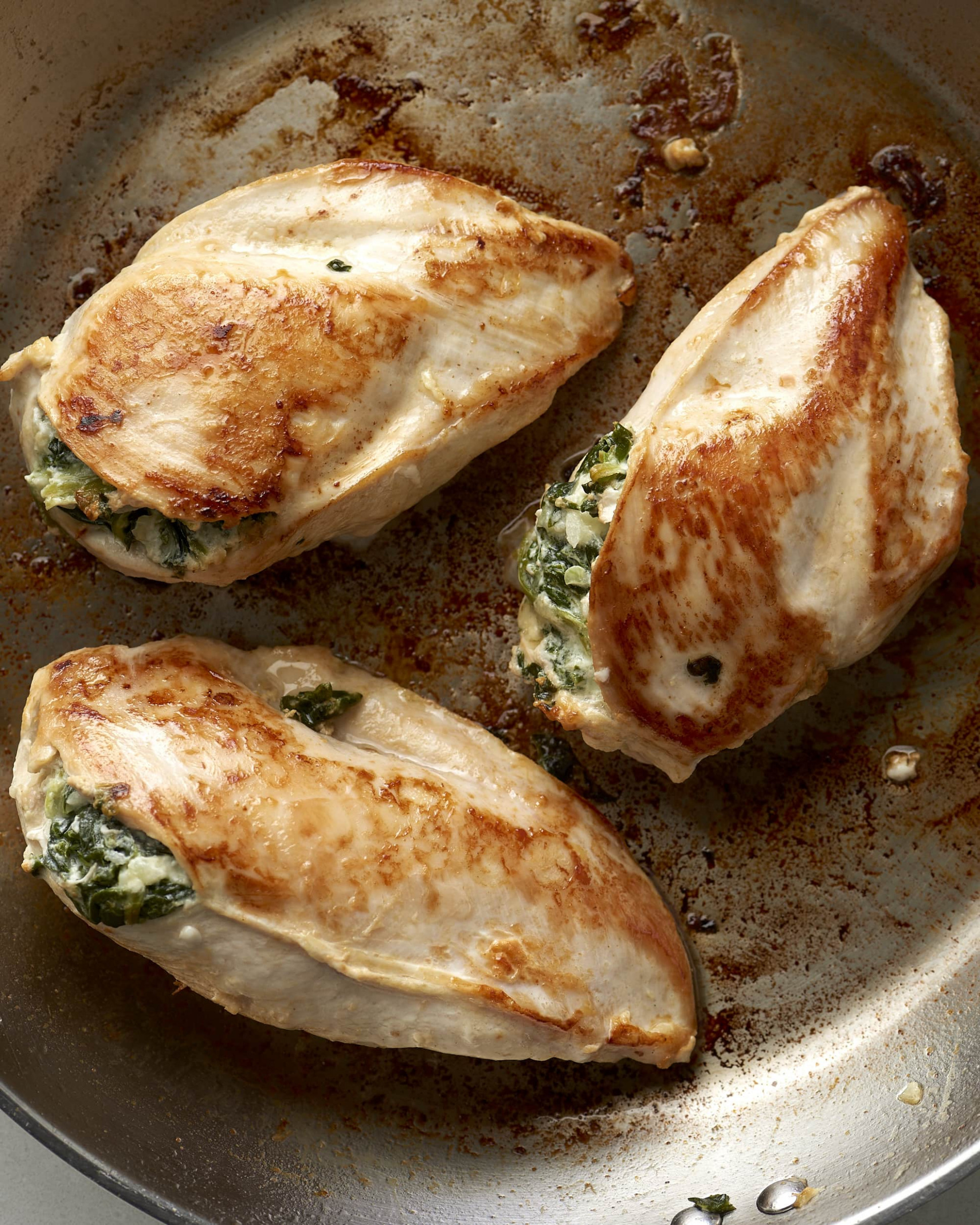 How To Split Chicken Breast for Stuffing: The Simplest, Easiest Method - recipes split chicken breast