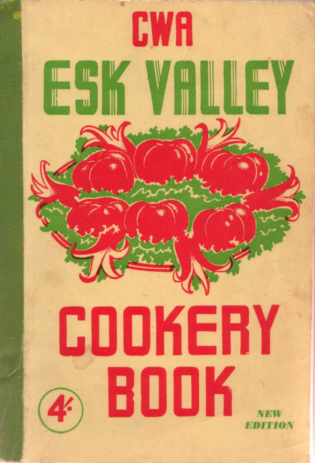 Huc & Gabet: CWA Esk Valley Cookery Book