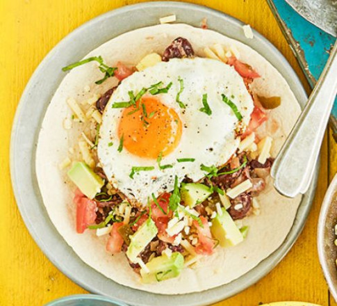 Huevos rancheros recipe | BBC Good Food - mexican food recipes with pictures