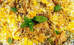 Hyderabadi Chicken Biryani – Indian Recipes Chicken